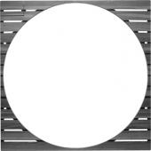 Duravit Blue Moon - Holzeinleger teak für 1400 x 1400 mm