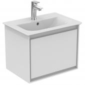 Ideal Standard Connect Air - Waschtisch-Unterschrank 500 x 360 x 400 mm weiß glänzend / matt