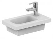 Ideal Standard Connect Space - Handwaschbecken 450 mm Ablage rechts