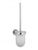 Grohe Essentials - Toilettenbürstengarnitur zur Wandmontage chrom / satiniert