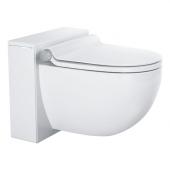 Grohe Sensia IGS - Dusch-WC Komplettanlage für Unterputzspülkästen weiß