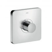 Hansgrohe ShowerSelect Soft Cube - Thermostat Highflow Unterputz chrom