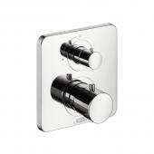 Hansgrohe Axor Citterio M - Thermostat Unterputz mit Abstellventil