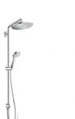 Hansgrohe Croma Select S - Showerpipe 280 Reno chrom