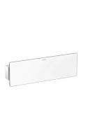 Hansgrohe Fixfit Porter 300 - Schlauchanschluss mit Halterfunktion weiß / chrom