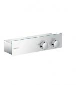 Hansgrohe ShowerTablet 350 - Thermostat Brause Aufputz DN15 chrom