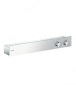Hansgrohe ShowerTablet 600 - Thermostat 2 Verbraucher DN15 chrom