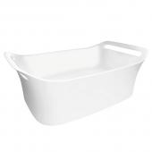 Hansgrohe Axor Urquiola - Waschschüssel 625 mm weiß