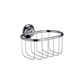AXOR Montreux - Soap basket polished nickel