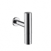 hansgrohe Flowstar - Siphon for washbasin borstad nickel