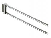 Keuco Plan - Towel bar chrome-plated