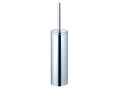 Keuco Universal - Toilet brush set chrome-plated