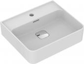Ideal Standard Strada II - Waschtisch 1 Hahnloch mit Überlauf 500 x 430 x 170 mm weiß mit IdealPlus1