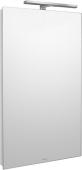 Villeroy & Boch More To See - Spiegel mit LED-Beleuchtung silber eloxiert / verspiegelt
