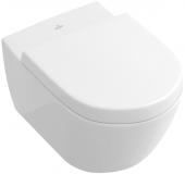 Villeroy & Boch Subway 2.0 - Wand-Tiefspül-WC ohne DirectFlush weiß ohne CeramicPlus