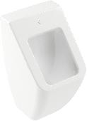 Villeroy & Boch Venticello - Absaug-Urinal 285 x 545 x 315 mm ohne Deckel weiß alpin