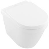 Villeroy & Boch Architectura - Tiefspül-WC 370 x 540 mm DirectFlush weiß alpin