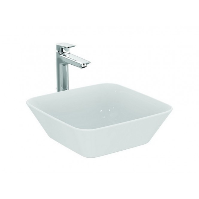 Ceramica Ideal Standard.Ideal Standard Connect Air Lavabo Sobre Ceramica Without