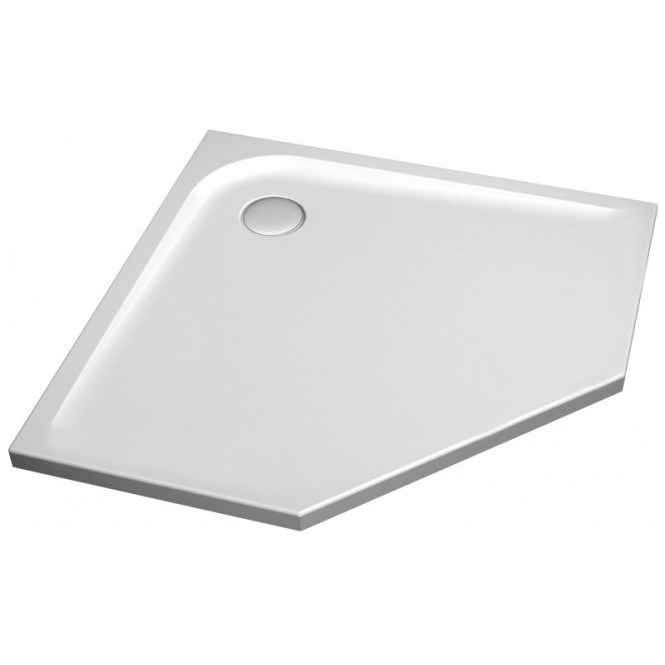ideal-standard-ultra-flat-shower-tray-pentagonal