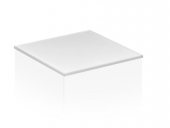 Keuco Edition 11 - Cover 31320, Cristalli glass 350x3x524 mm, white