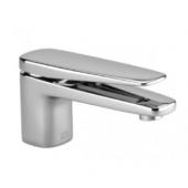 Dornbracht Gentle - Mezclador monomando para lavabo tamaño XS sin vaciador automático cromo