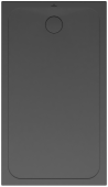 Villeroy & Boch Lifetime Plus - Duschwanne 1200 x 900 x 35 mm ardoise Anti-slip