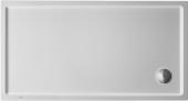 Duravit Starck - Duschwanne Slimline 1400x800 mm Rechteck weiß