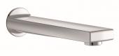 Ideal Standard Archimodule - Caño de bañeras  para montaje mural con proyección 190 mm cromo
