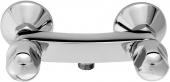 Ideal Standard Alpha - Mezclador de ducha visto sin inversor cromo