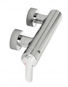 Ideal Standard Connect - Monomando de ducha visto sin inversor cromo