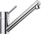 Blanco Antas - Küchenarmatur metallische Oberfläche Niederdruck chrom