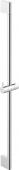 Duravit Universal - Brausestange 900 mm schwarz matt