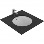 Ideal Standard Connect - Unterbauwaschtisch rund 480 mm
