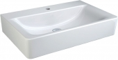 Ideal Standard Connect - Lavabo para mueble 550x460mm with 1 tap hole without overflow blanco con IdealPlus