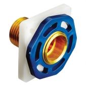 Grohe - Wasseranschluss 42234 für WC-Spülkasten 6-9l