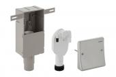 Geberit - Unterputz-Geruchsverschluss für Waschmaschine und Trockner