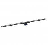 Geberit CleanLine - Duschrinne 300 - 1300 mm Metall poliert / Metall gebürstet