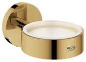 Grohe Essentials - Halter für Becher Seifenschale / Seifenspender cool sunrise