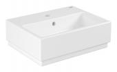 Grohe Cube - Handwaschbecken 455 x 350 mm weiß mit PureGuard