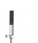 Hansgrohe Rainfinity - Brausenset 100 1jet Porter chrom mit 1600 mm Brauseschlauch