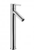 Hansgrohe Axcor Starck - Einhebel-Waschtischmischer für Waschschalen 360 mit Hebelgriff chrom