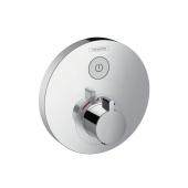 Hansgrohe ShowerSelect S - Thermostat Unterputz für 1 Verbraucher chrom