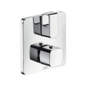 Hansgrohe Axor Urquiola - Thermostat Unterputz mit Absperrventil