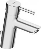 HANSA HansaVantisStyle - Mezclador monomando para lavabo tamaño S con vaciador automático cromo