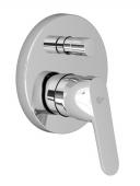Ideal Standard VITO - Monomando de bañera empotrado para 2 llaves cromo