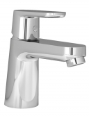 Ideal Standard CeraVito - Mezclador monomando para lavabo tamaño XS sin vaciador automático cromo