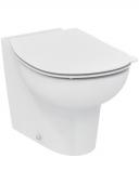 Ideal Standard Contour - Inodoro de pie washdown sin reborde blanco sin IdealPlus