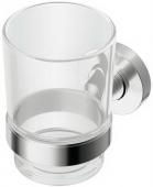 Ideal Standard IOM - Vaso para cepillo de dientes cromo