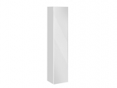 Keuco Royal Reflex - Tall cabinet 34030, hinged left, 1 door, white / mirror