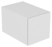 Keuco Edition 11 - Sideboard 1 Frontauszug weiß / Glas weiß